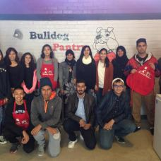 Thank you MSA and BPSHI of Fresno State for volunteering