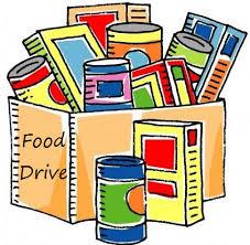 food drive box
